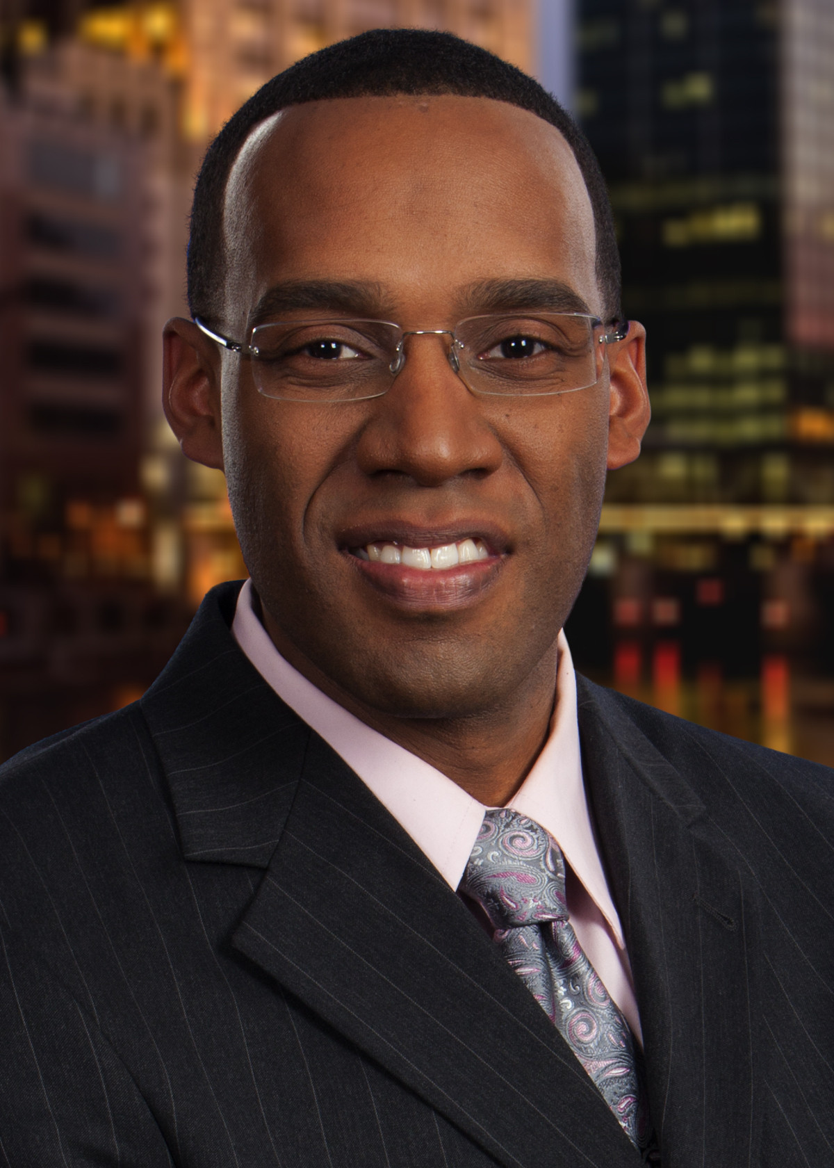 WBAL new anchor Jason Newton - Baltimore Sun