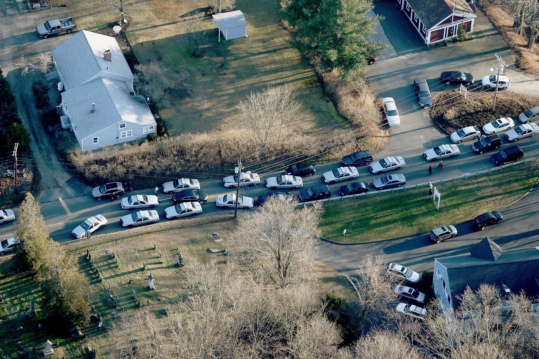 After Sandy Hook Massacre, Designing Schools for Safety