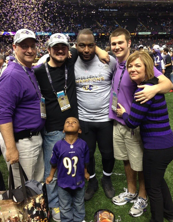 Family End Of The Year Time Capsule: Baltimore Ravens Defensive End DeAngelo Tyson Still