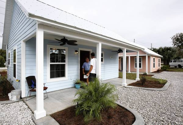 As Houses Get Bigger, Some Opt To Downsize Into Wee Homes