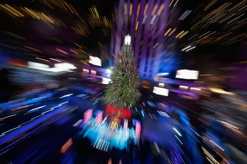 Rockefeller Center Tree Lighting Ceremony