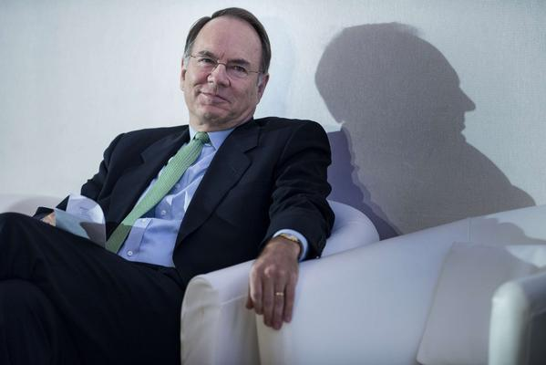 Symantec CEO Steve Bennett