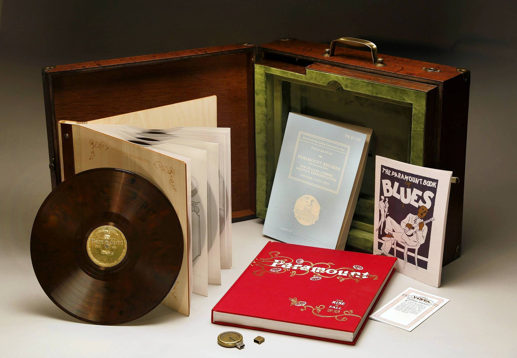 Massive Paramount Records Trove Has An Ear For History