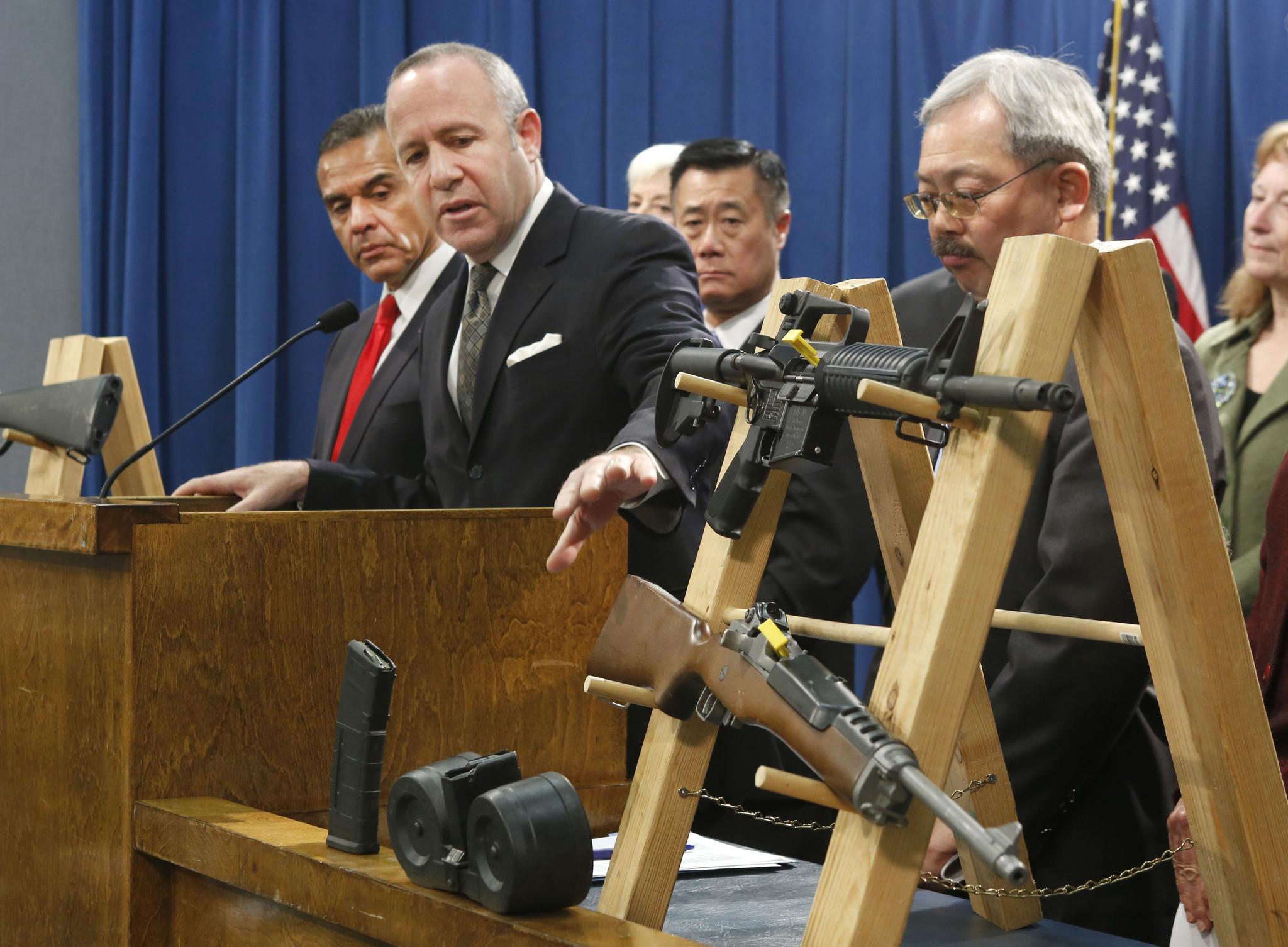 Failure of Gun Control Laws