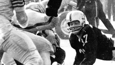 84709076962 Army-Navy game in 1963 had a dream -- or nightmare -- ending ...