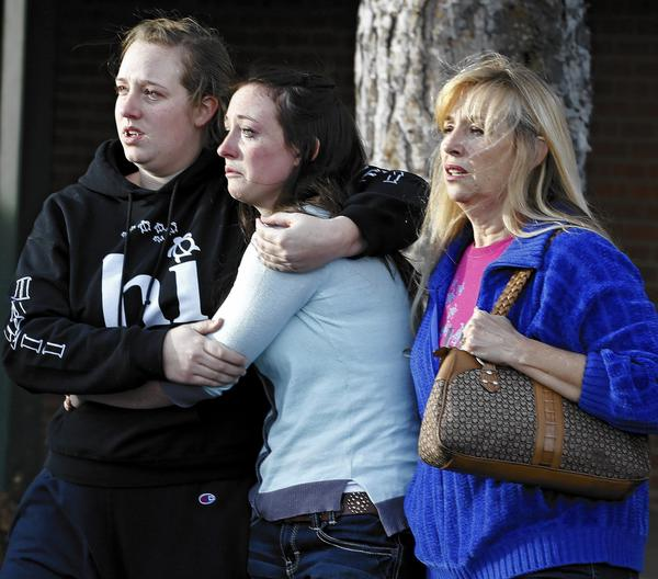 Shooting At Arapahoe High School Near Denver: Student Opens Fire At Colorado High School