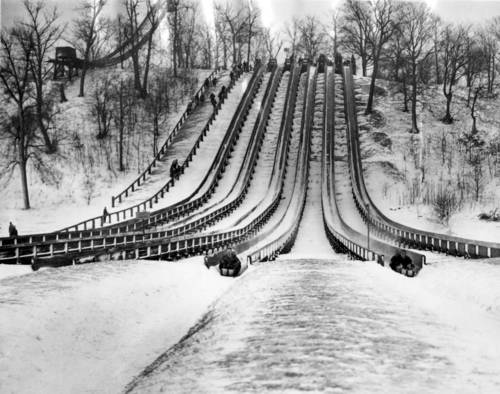 Swallow Cliff Toboggan Slides 55