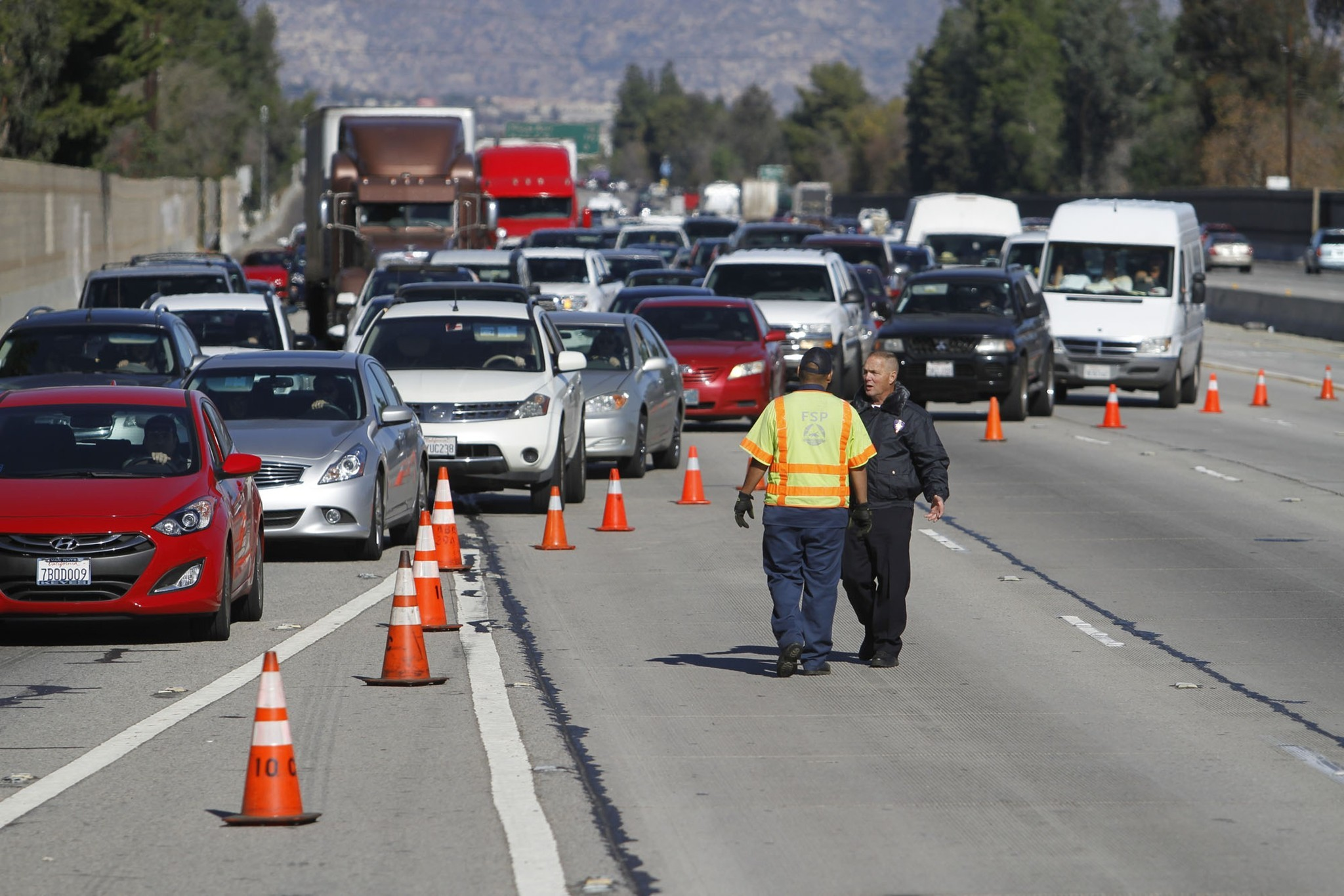 Ouch, Californians Pay Big Car Insurance Penalty For First