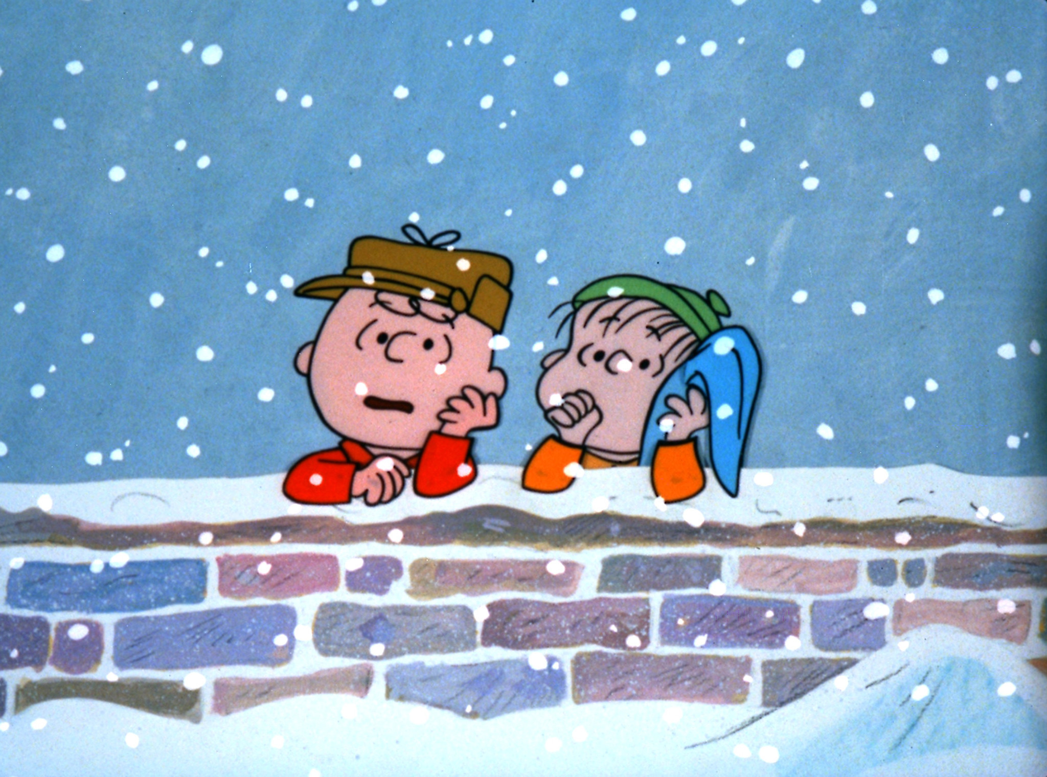 ba8d32099e6ac Wool and Wheel  12 Days of Christmas Films  A Charlie Brown ...
