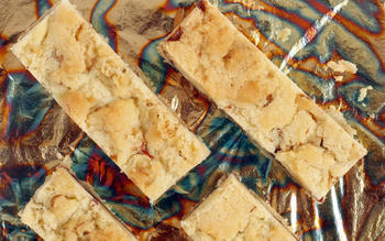 Czechoslovakian nut bars