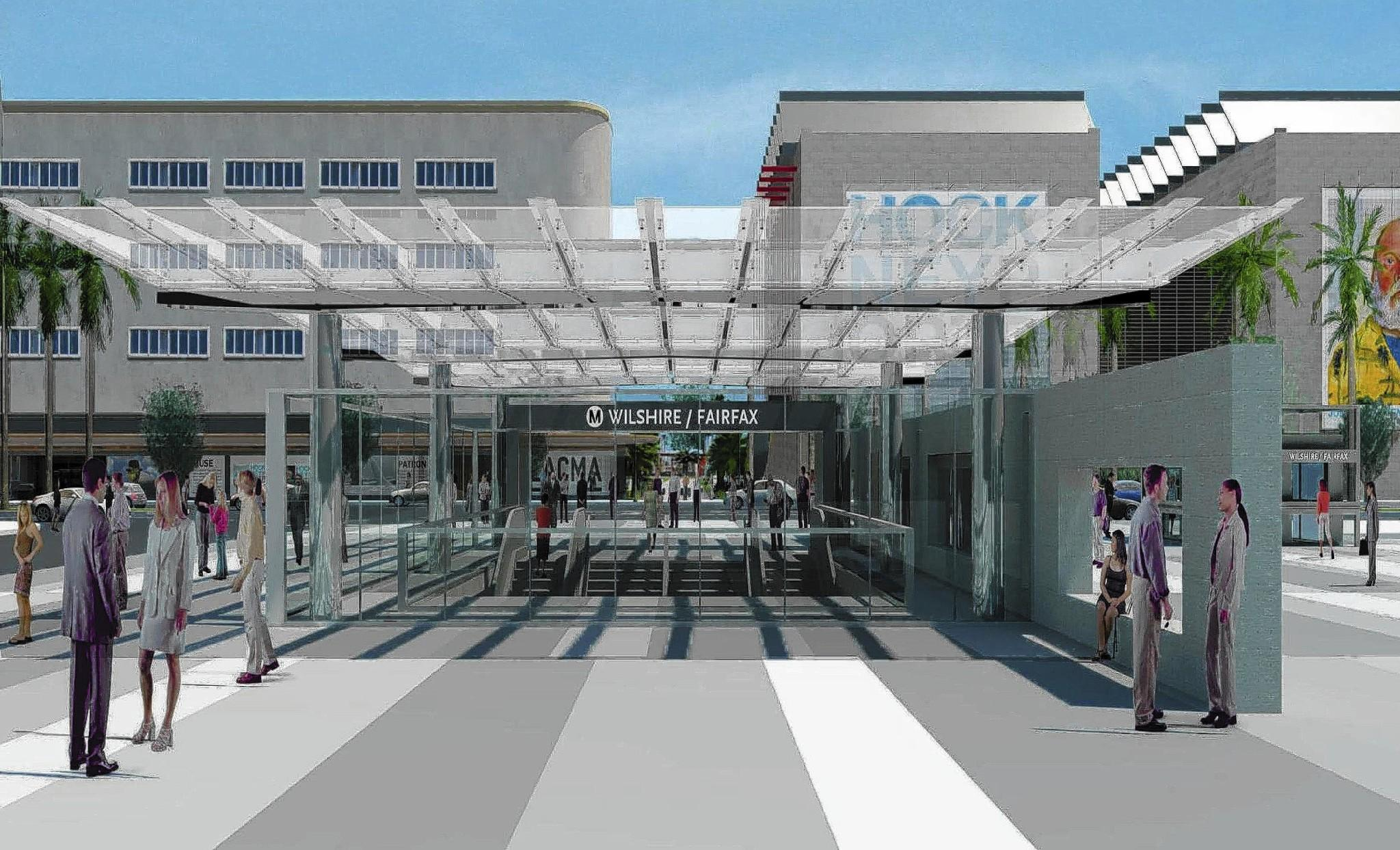 Metro rail stations are being planned with design in mind ...