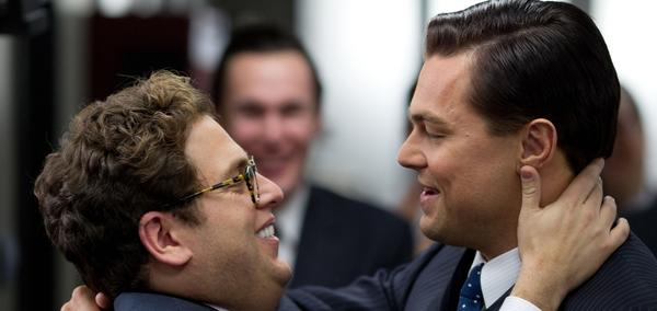 Scene from 'The Wolf of Wall Street.'