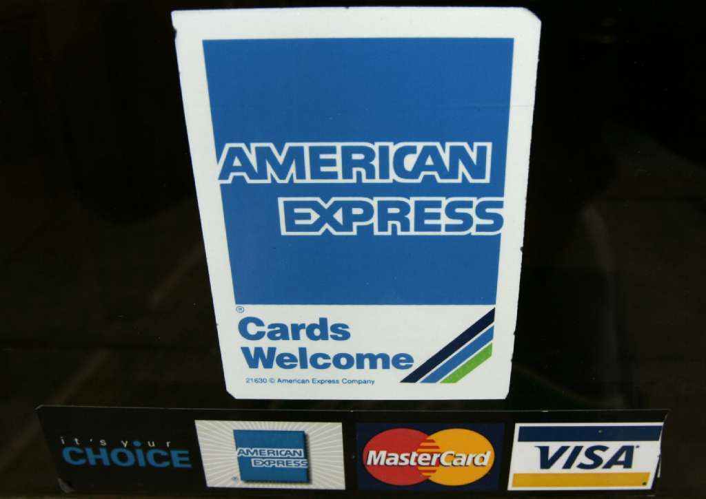 American Express Credit Card Travel Notice
