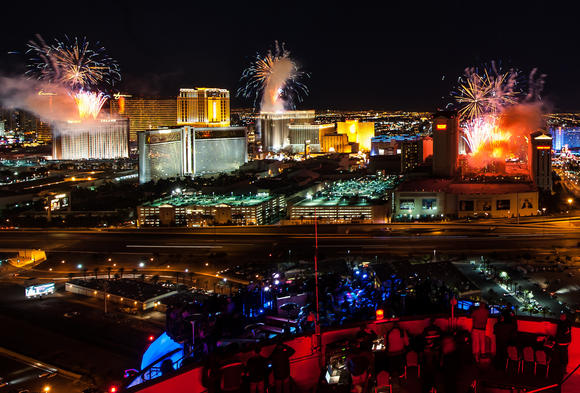 Las Vegas Hotel Rates New Years Eve