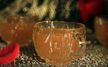 Rose Parade punch