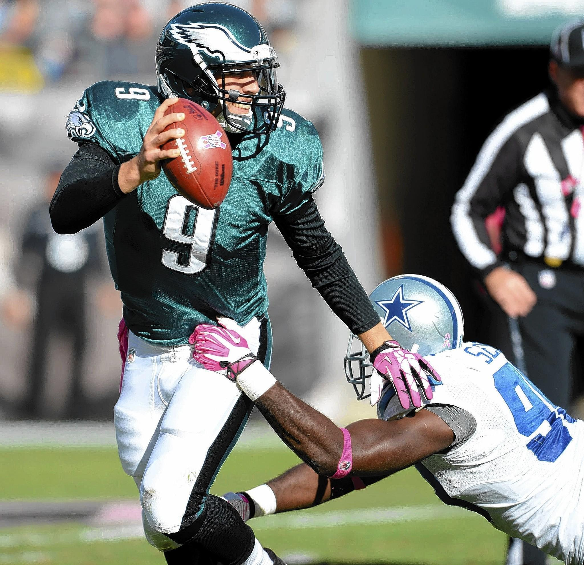 Philadelphia Eagles: Foles Has Chance To Start Great