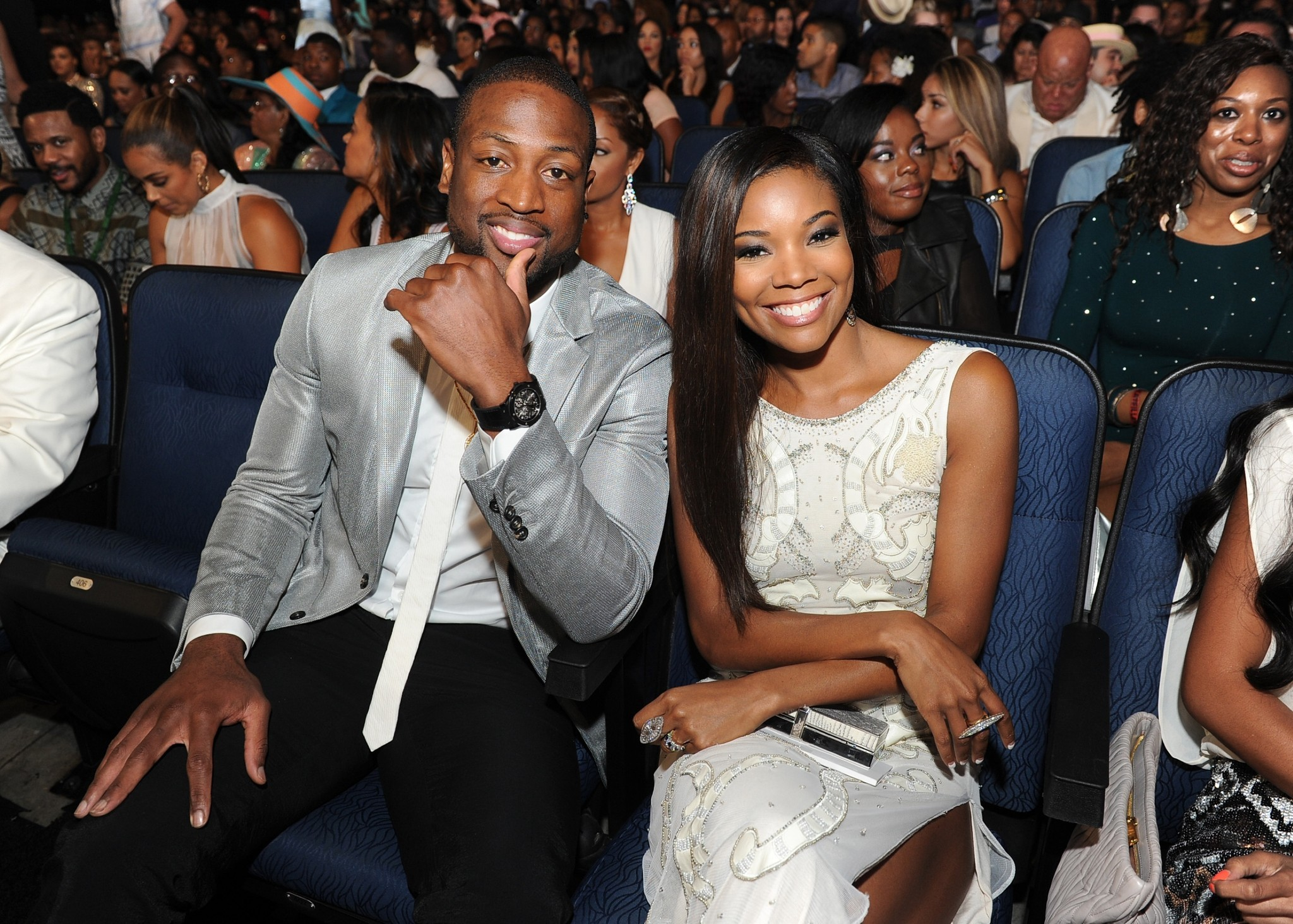 Gabrielle Union and Dwyane Wade - Dating Gossip News Photos