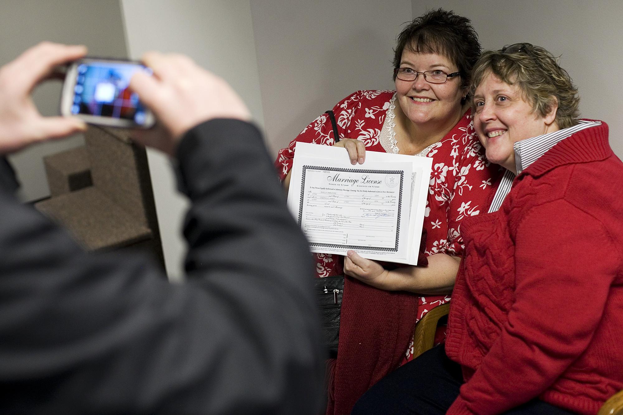 same sex marriage utah county utah in Buffalo