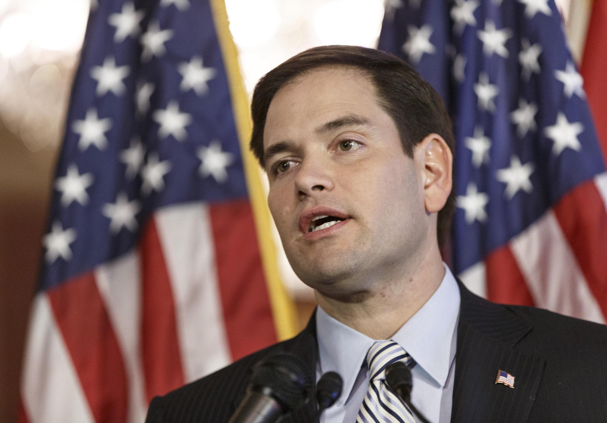 Marco Rubio's Full Post-Iowa Caucus Speech