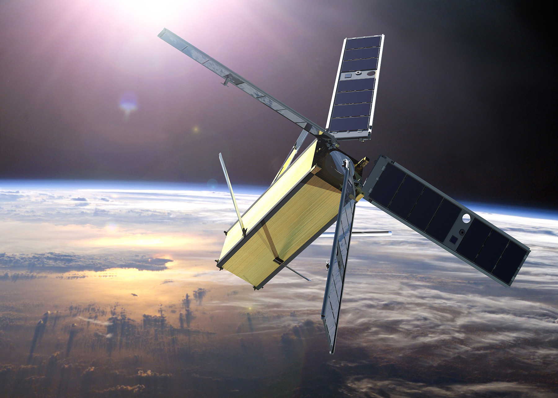 Tiny Satellites Developed In Maryland Could Revolutionize