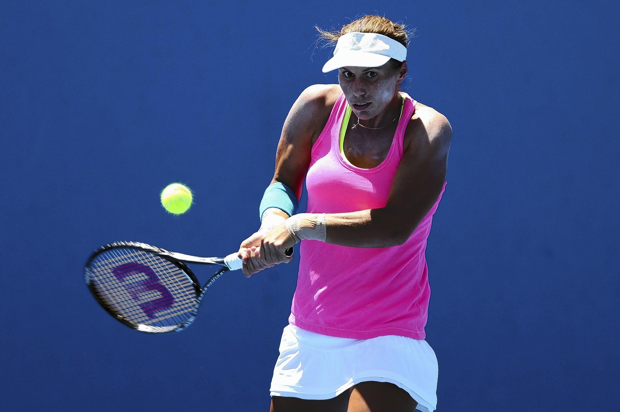 Varvara Lepchenko wins match at Australian Open ...Varvara Lepchenko Matches