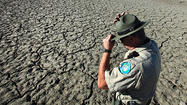 California declares drought emergency