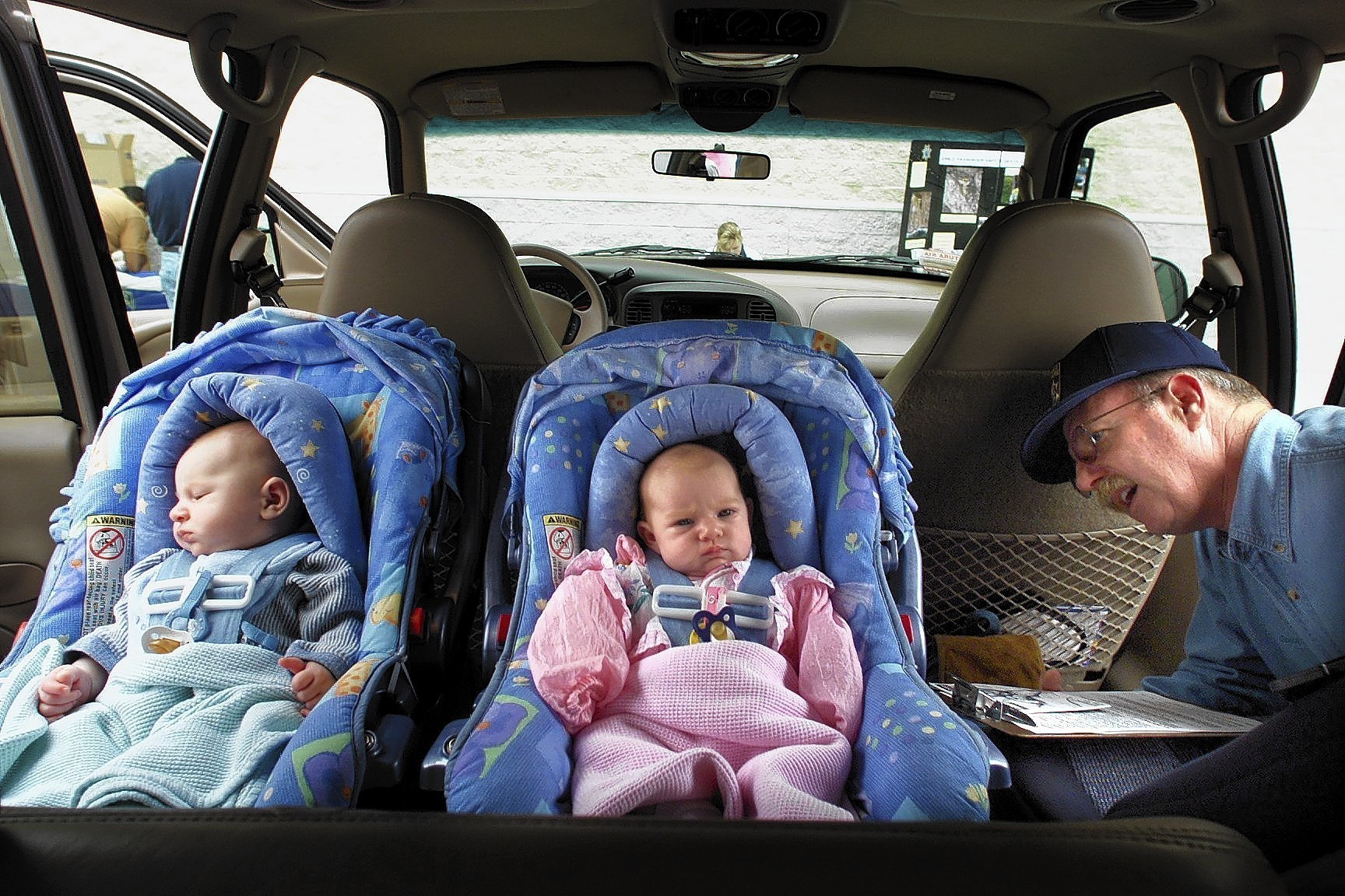 New Safety Rules Proposed For Child Car Seats