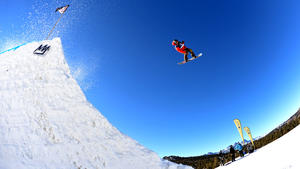 At Mammoth, he molds the snow to launch Olympic hopefuls