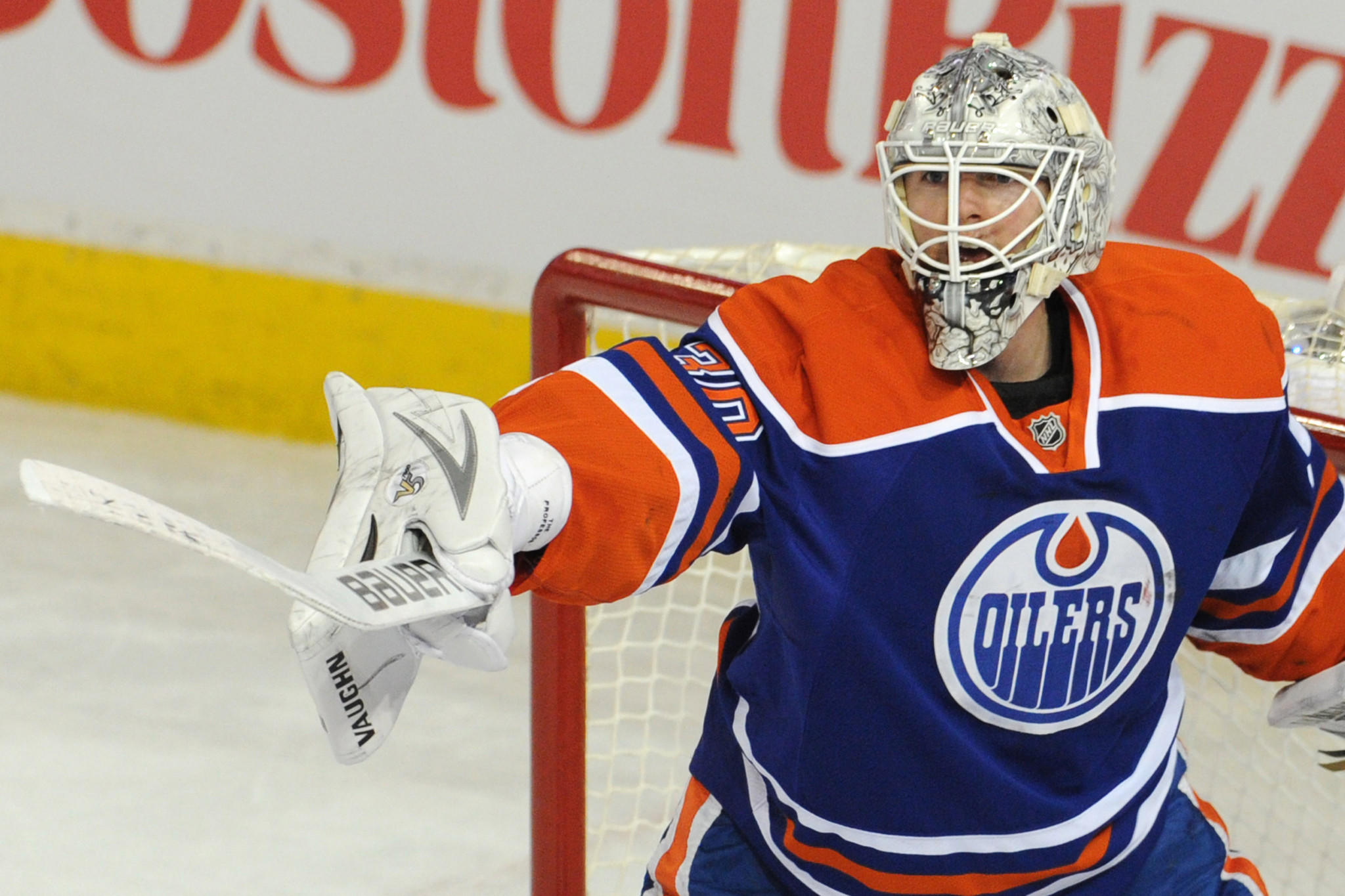 Oilers goalie Ben Scrivens sets record with 59 saves in ...