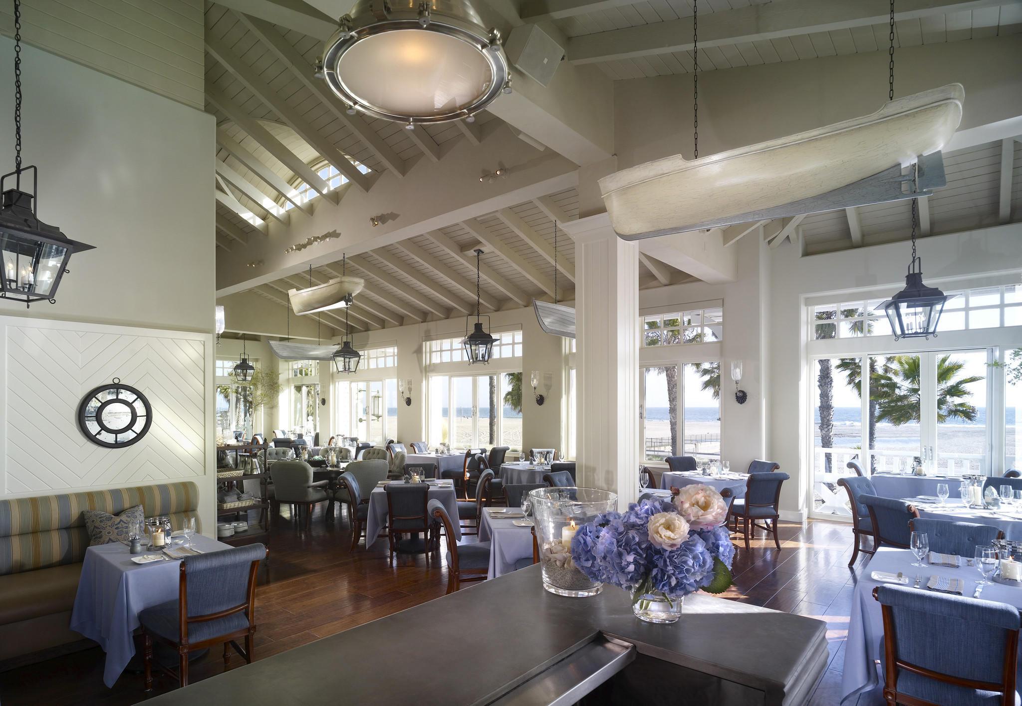 Shutters Hotel Coast Restaurant