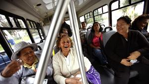 In Bell Gardens, these senior amigas long for the ride