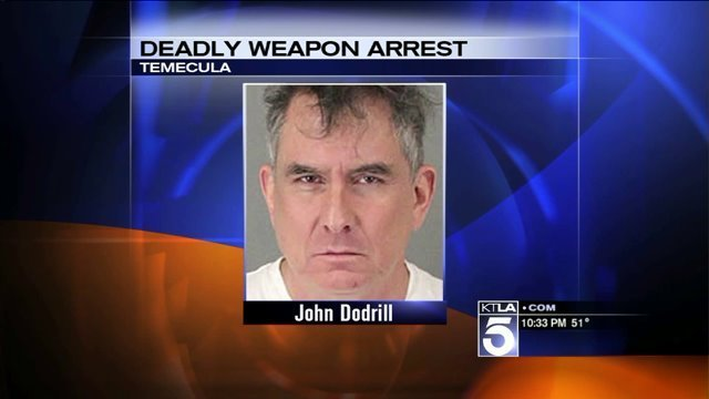 Temecula Man Arrested After Allegedly Pulling Gun on Girl