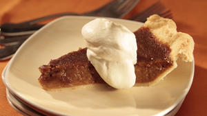 Market Garden Brewery's sweet potato pie