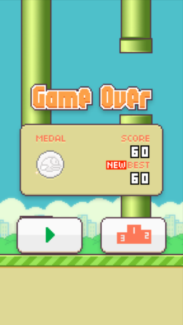 Flappy Bird Has Already Been Removed from Google Play