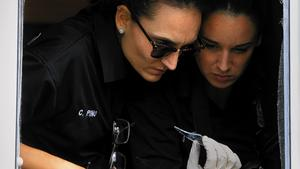 In Torrance Police Dept., forensics is women's work
