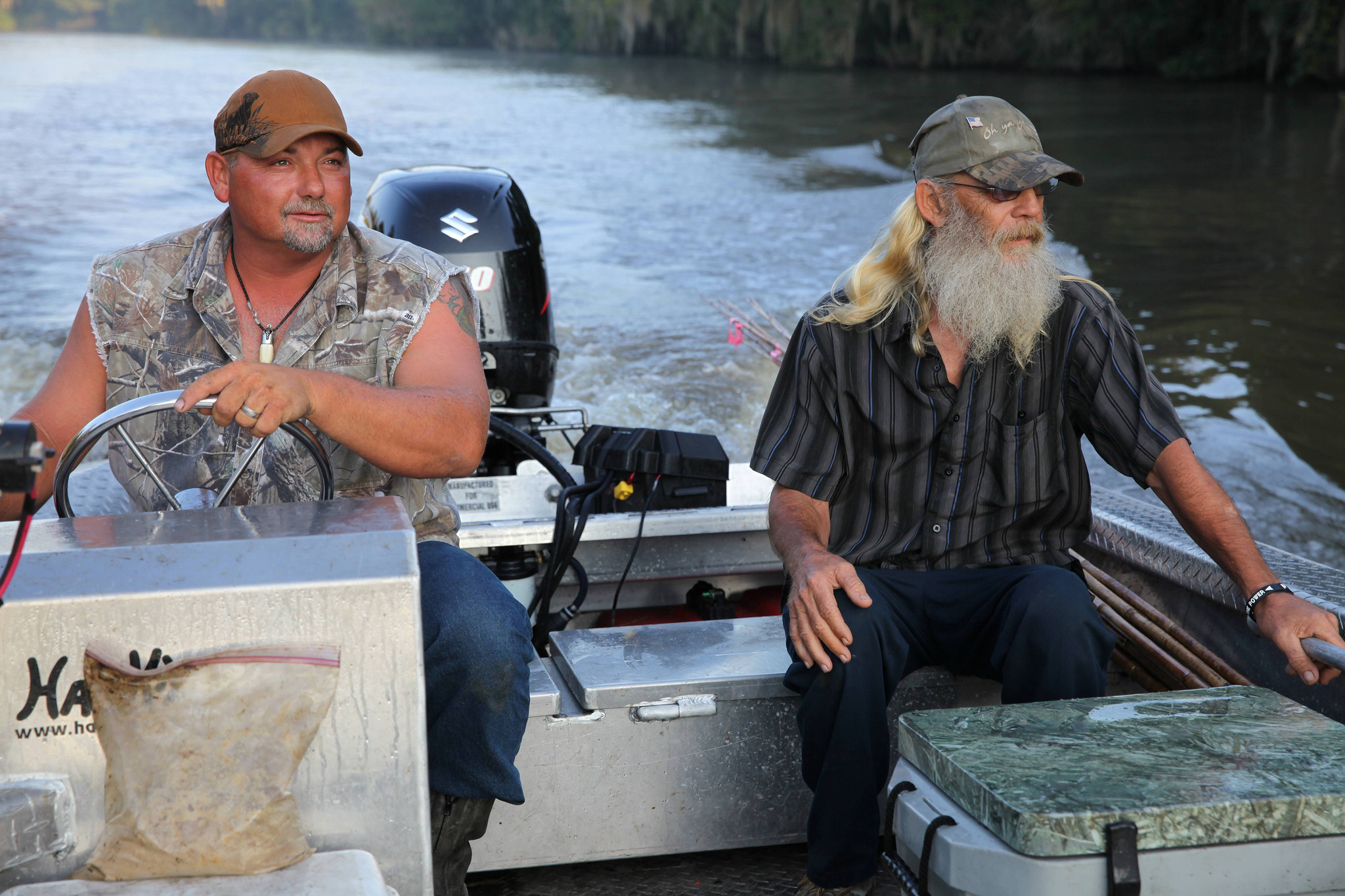 Swamp People How Wise Is Willie Orlando Sentinel