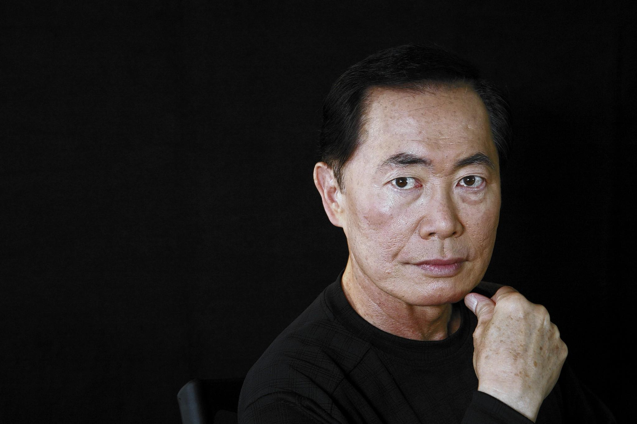 Star Trek' alum George Takei still stuns - tribunedigital-baltimoresun