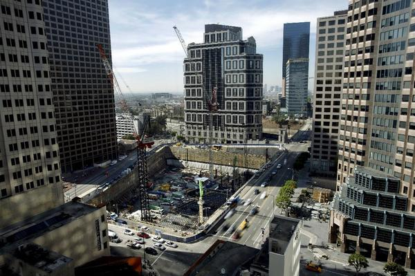 How the Wilshire Grand tower project was born