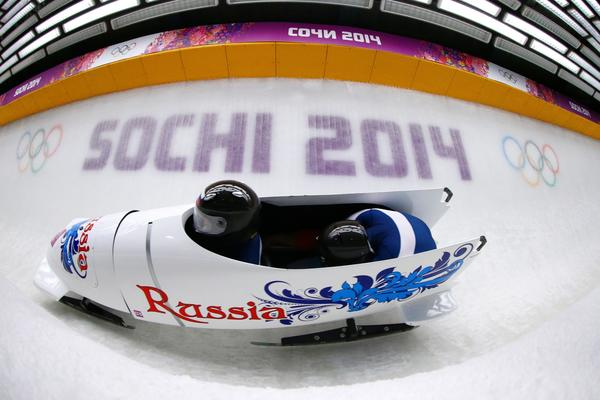 Russian Bobsled Russian 105
