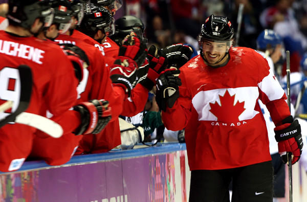 Sochi 2014: Drew Doughty leads Canada past Finland, 2-1 ...