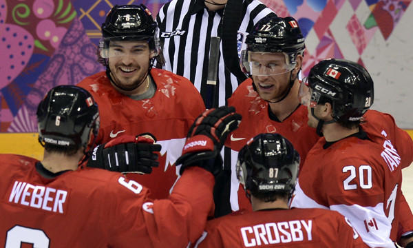 Sochi Olympics: Drew Doughty, other Kings (and Ducks ...