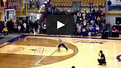Basketball fan cheated out of $10,000 for half-court shot ...