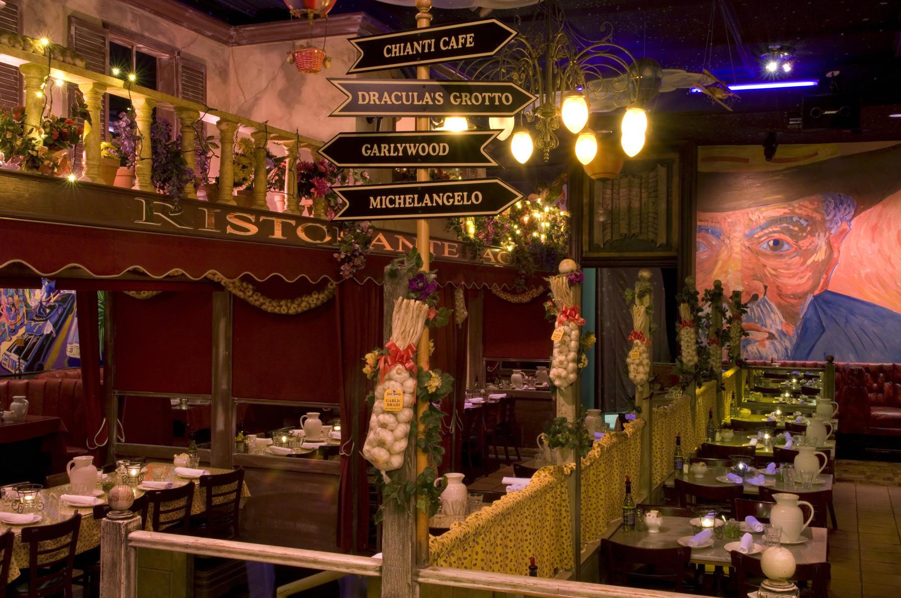 Mediterranean Restaurant Beverly Hills
