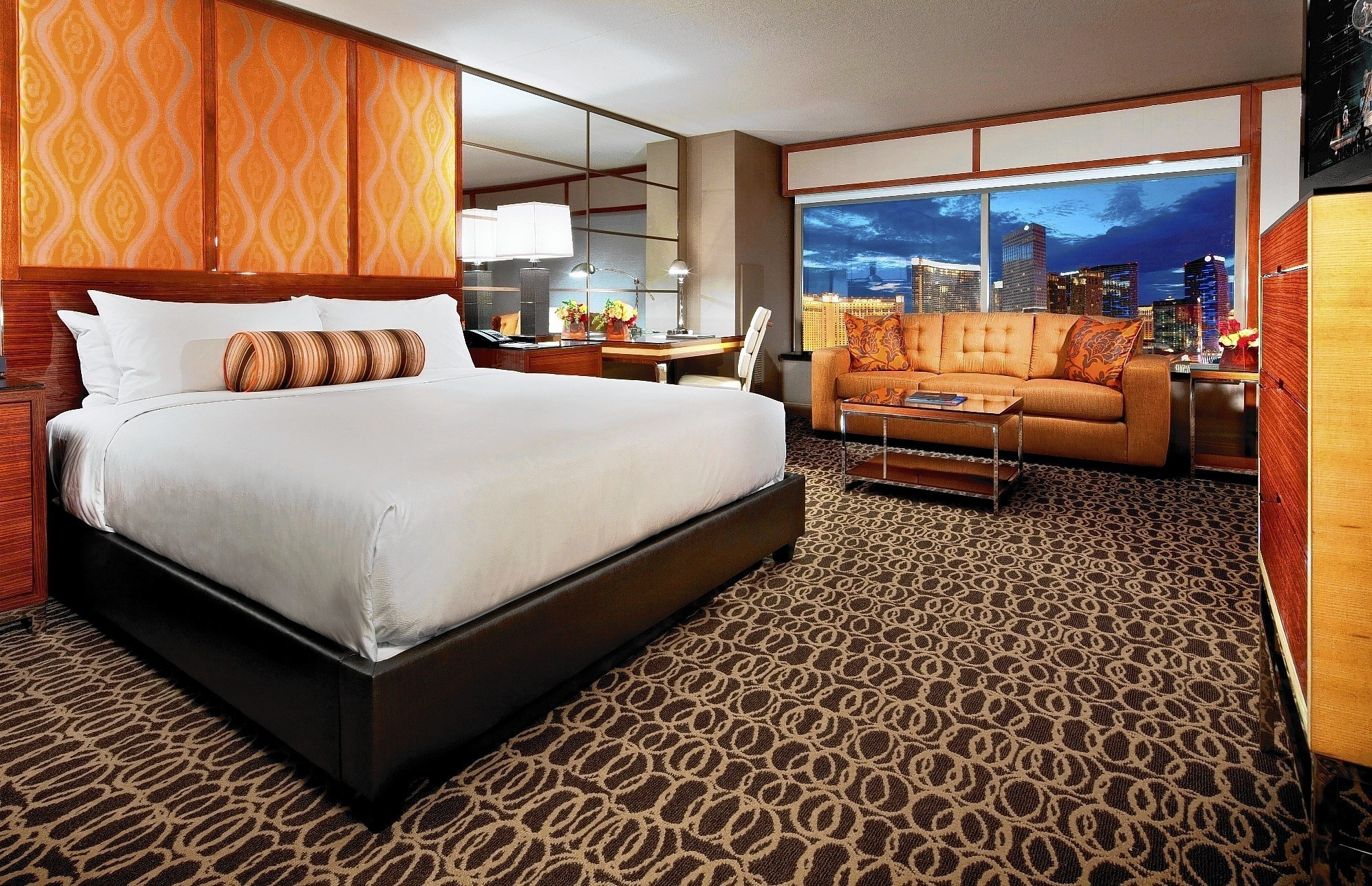 Mgm Grand Infuses Some Rooms With Wellness Technology