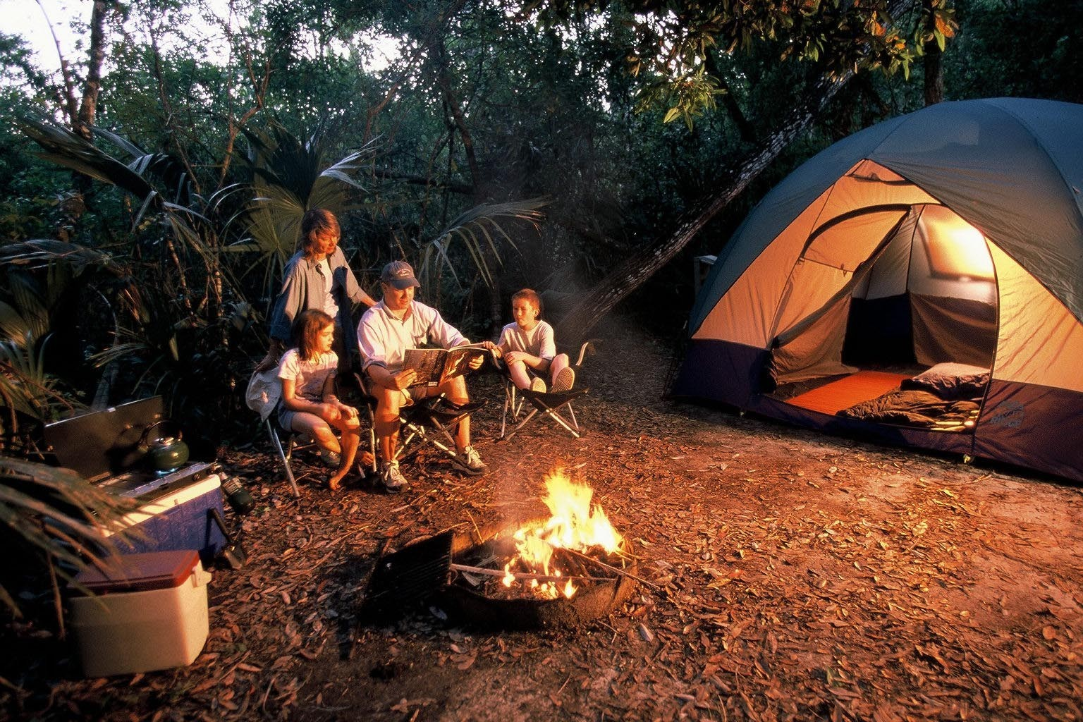Five Fabulous Florida Campgrounds For Kids New To Camping