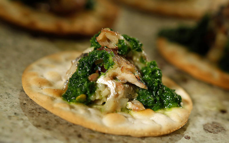 Recipe Sardines With Chermoula California Cookbook