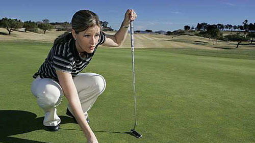 Hot reporter of Golf Channel Kelly Tilghman
