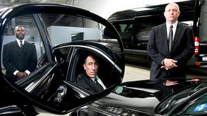 Chauffeurs: A driving force for stars on Oscar night