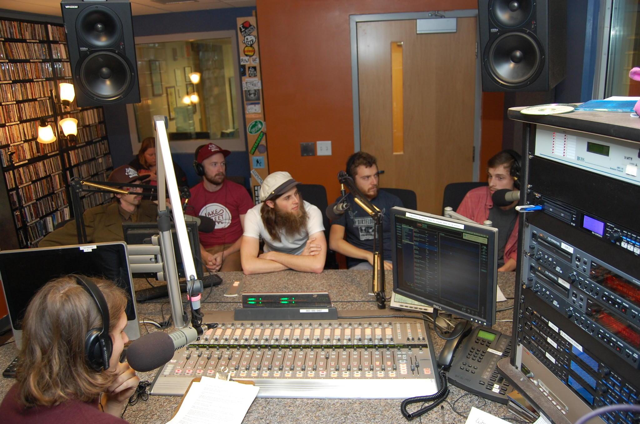 Campus Radio In The Digital Age - tribunedigital-thecourant