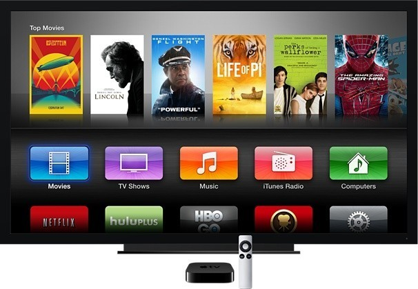 Free $25 iTunes gift card with purchase of Apple TV - Sun